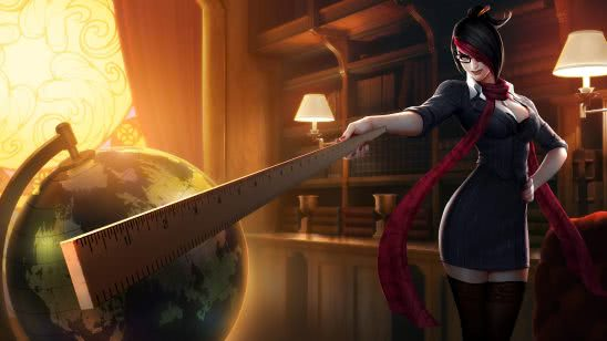 league of legends fiora headmistress uhd 4k wallpaper