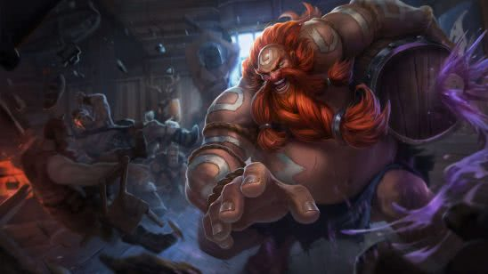 league of legends gragas uhd 4k wallpaper
