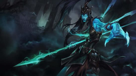 league of legends kalista uhd 4k wallpaper
