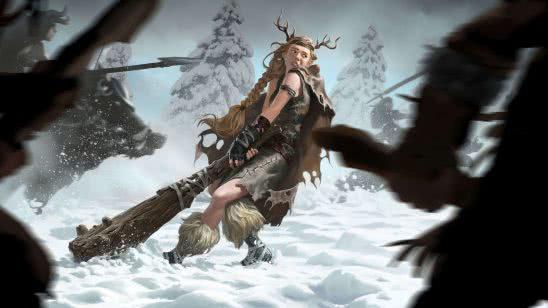 legends of runeterra unscarred reaver uhd 4k wallpaper