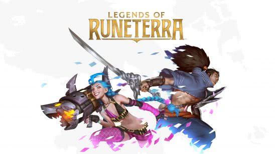 legends of runeterra yasuo jinx uhd 4k wallpaper