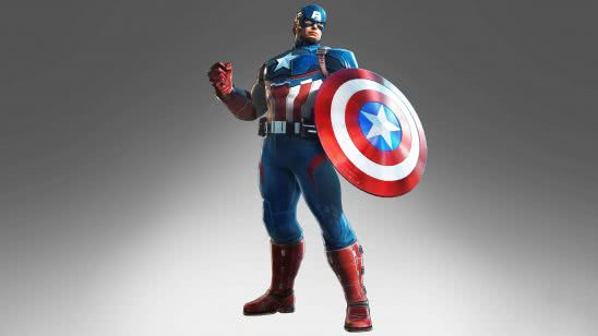 marvel ultimate alliance 3 captain america uhd 4k wallpaper
