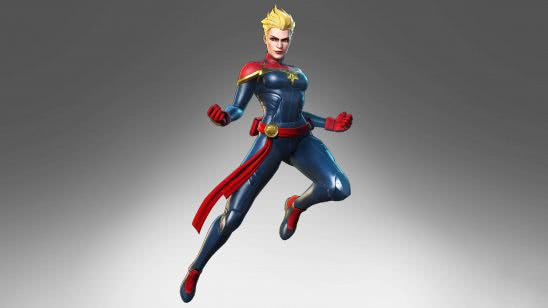 marvel ultimate alliance 3 captain marvel uhd 4k wallpaper