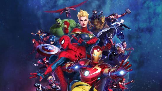 marvel ultimate alliance 3 characters uhd 4k wallpaper