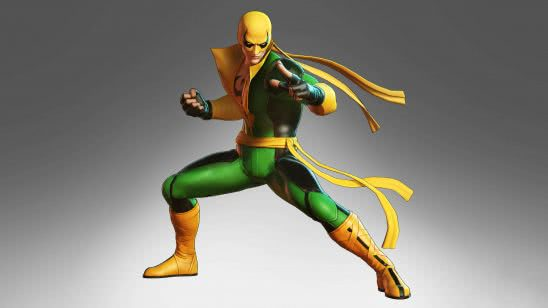 marvel ultimate alliance 3 iron fist uhd 4k wallpaper