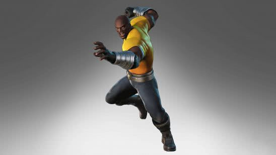 marvel ultimate alliance 3 luke cage uhd 4k wallpaper