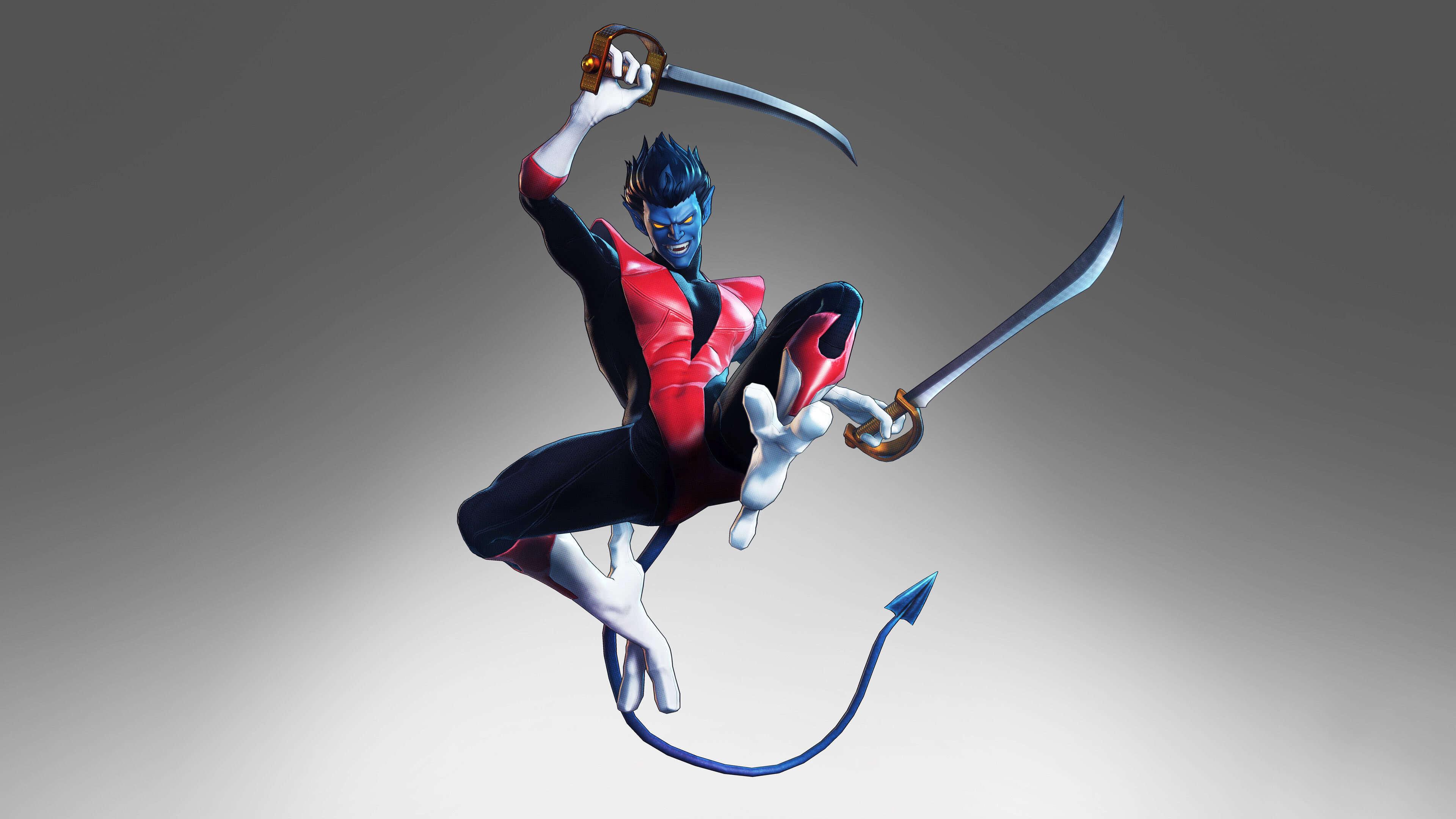 Marvel Ultimate Alliance 3 Nightcrawler Uhd 4k Wallpaper Pixelz