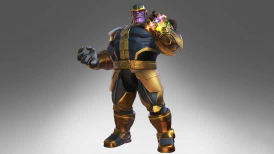 marvel ultimate alliance 3 thanos uhd 4k wallpaper