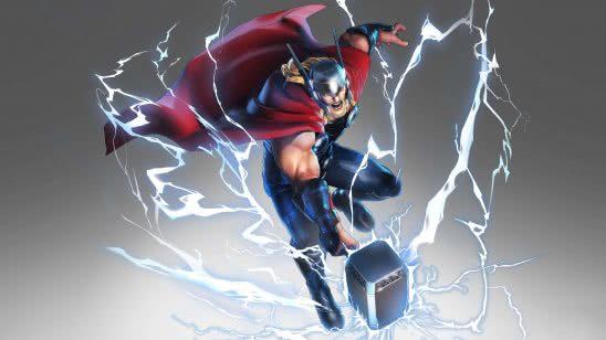 marvel ultimate alliance 3 thor uhd 4k wallpaper
