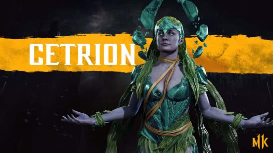 mortal kombat 11 cetrion uhd 4k wallpaper