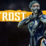 mortal kombat 11 frost uhd 4k wallpaper