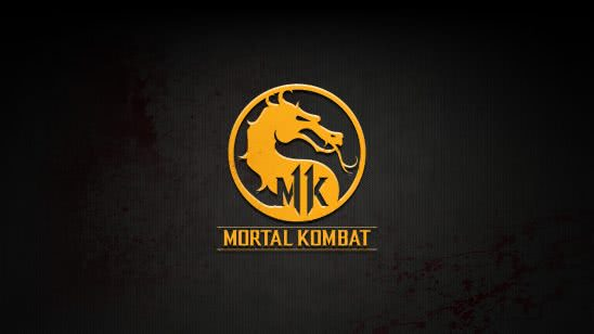 mortal kombat 11 logo uhd 4k wallpaper