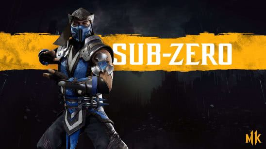 mortal kombat 11 sub zero uhd 4k wallpaper