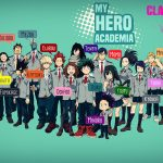 my hero academia class 1-a students uhd 4k wallpaper