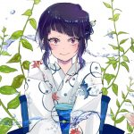 my hero academia kyoka jiro kimono uhd 4k wallpaper