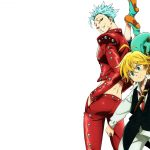 nanatsu no taizai seven deadly sins meliodas ban king uhd 4k wallpaper