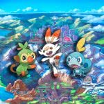 pokemon sword and shield sobble grookey scorbunny uhd 4k wallpaper