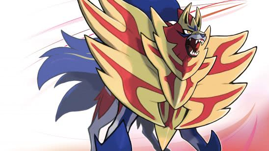 pokemon sword and shield zamazenta uhd 4k wallpaper