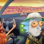 rick and morty fear and loathing in las vegas uhd 4k wallpaper