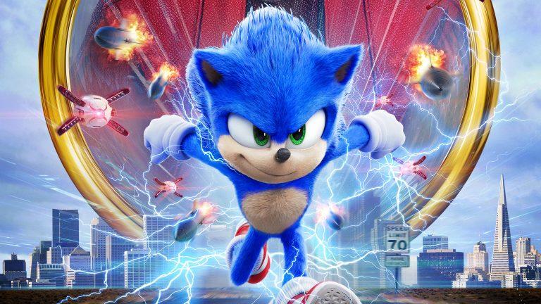 Sonic The Hedgehog Movie Poster Uhd 4k Wallpaper Pixelz
