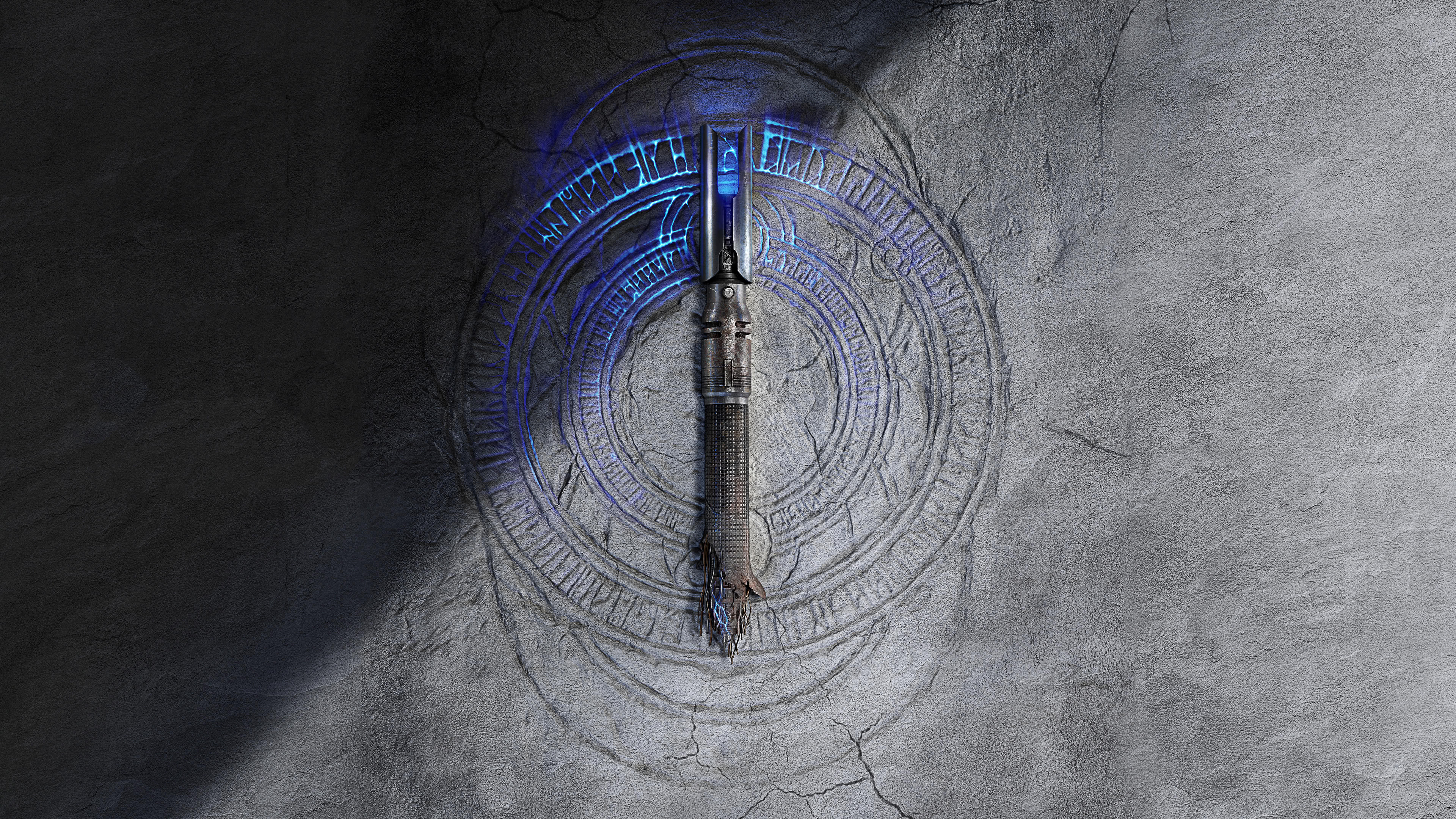 star wars jedi fallen order lightsaber uhd 4k wallpaper