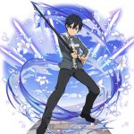 sword art online alicization kirito kazuto kirigaya uhd 4k wallpaper