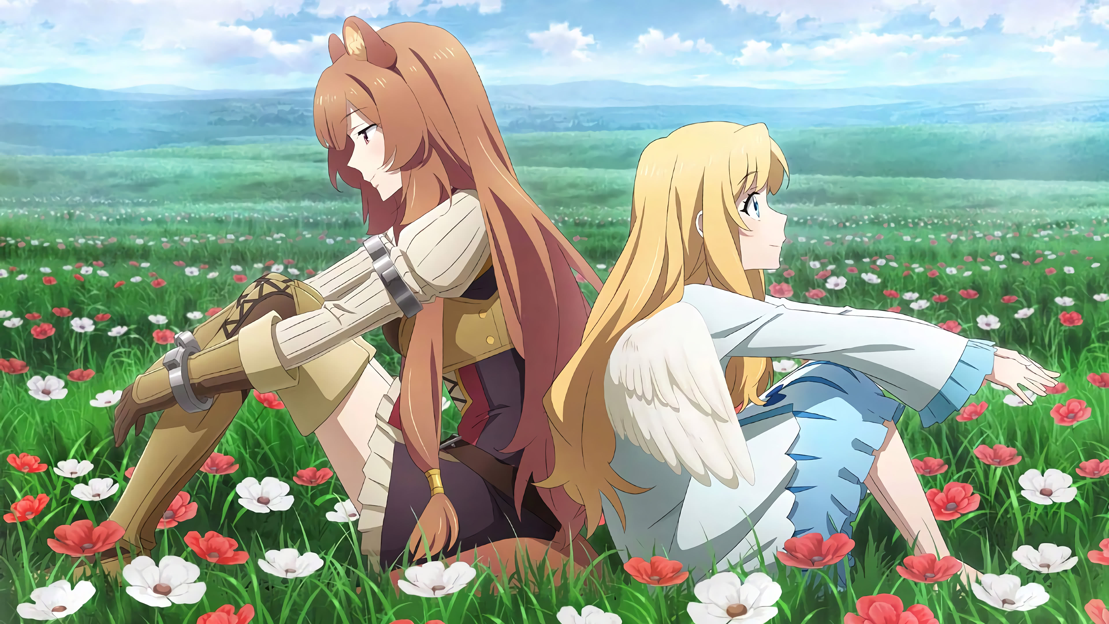 The Rising Of The Shield Hero Raphtalia Filo Uhd 4k Wallpaper Pixelz