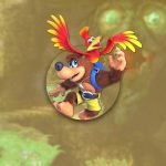 super smash bros ultimate banjo and kazooie uhd 4k wallpaper