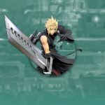 super smash bros ultimate cloud final fantasy 7 advent children outfit uhd 4k wallpaper