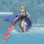 super smash bros ultimate corrin uhd 4k wallpaper