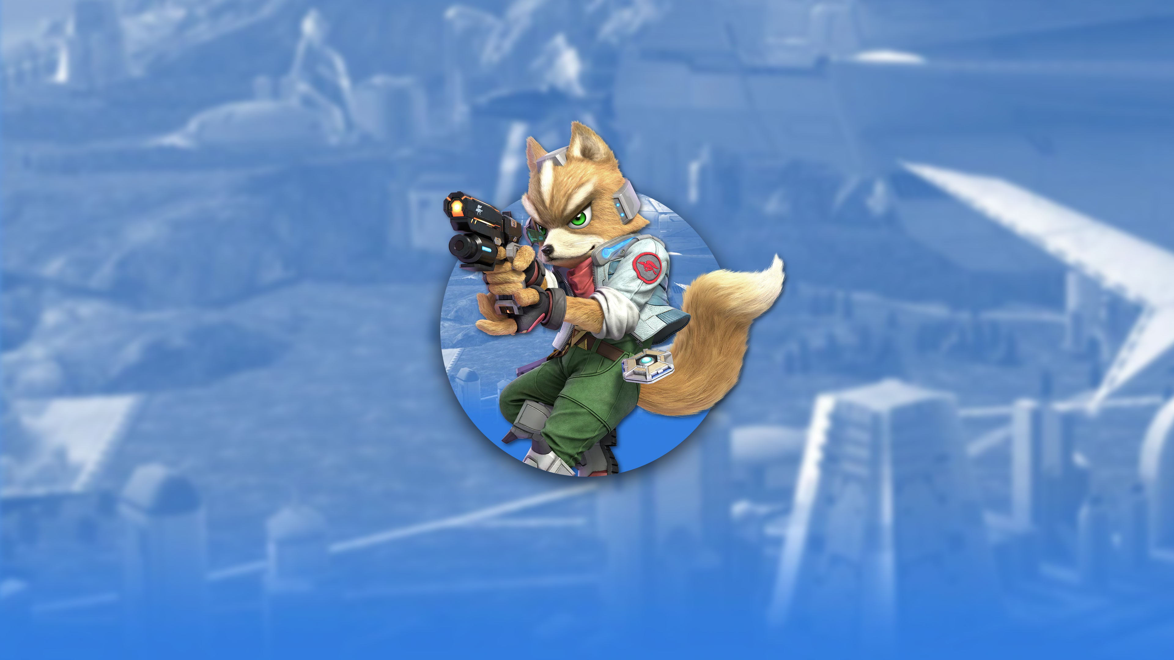 Super Smash Bros Ultimate Fox Uhd 4k Wallpaper Pixelz
