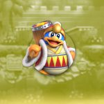 super smash bros ultimate king dedede uhd 4k wallpaper