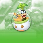 super smash bros ultimate koopalings iggy koopa uhd 4k wallpaper