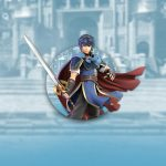 super smash bros ultimate marth uhd 4k wallpaper