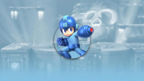 super smash bros ultimate mega man uhd 4k wallpaper