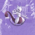super smash bros ultimate mewtwo uhd 4k wallpaper