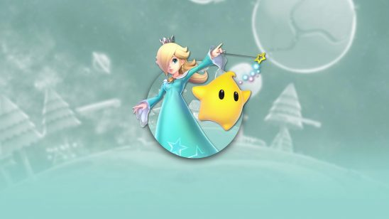 super smash bros ultimate rosalina and luma uhd 4k wallpaper