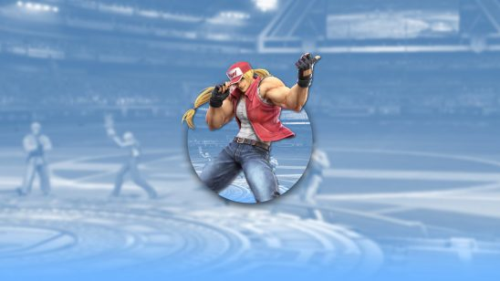 super smash bros ultimate terry bogard uhd 4k wallpaper