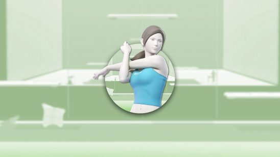 super smash bros ultimate wii fit trainer female uhd 4k wallpaper