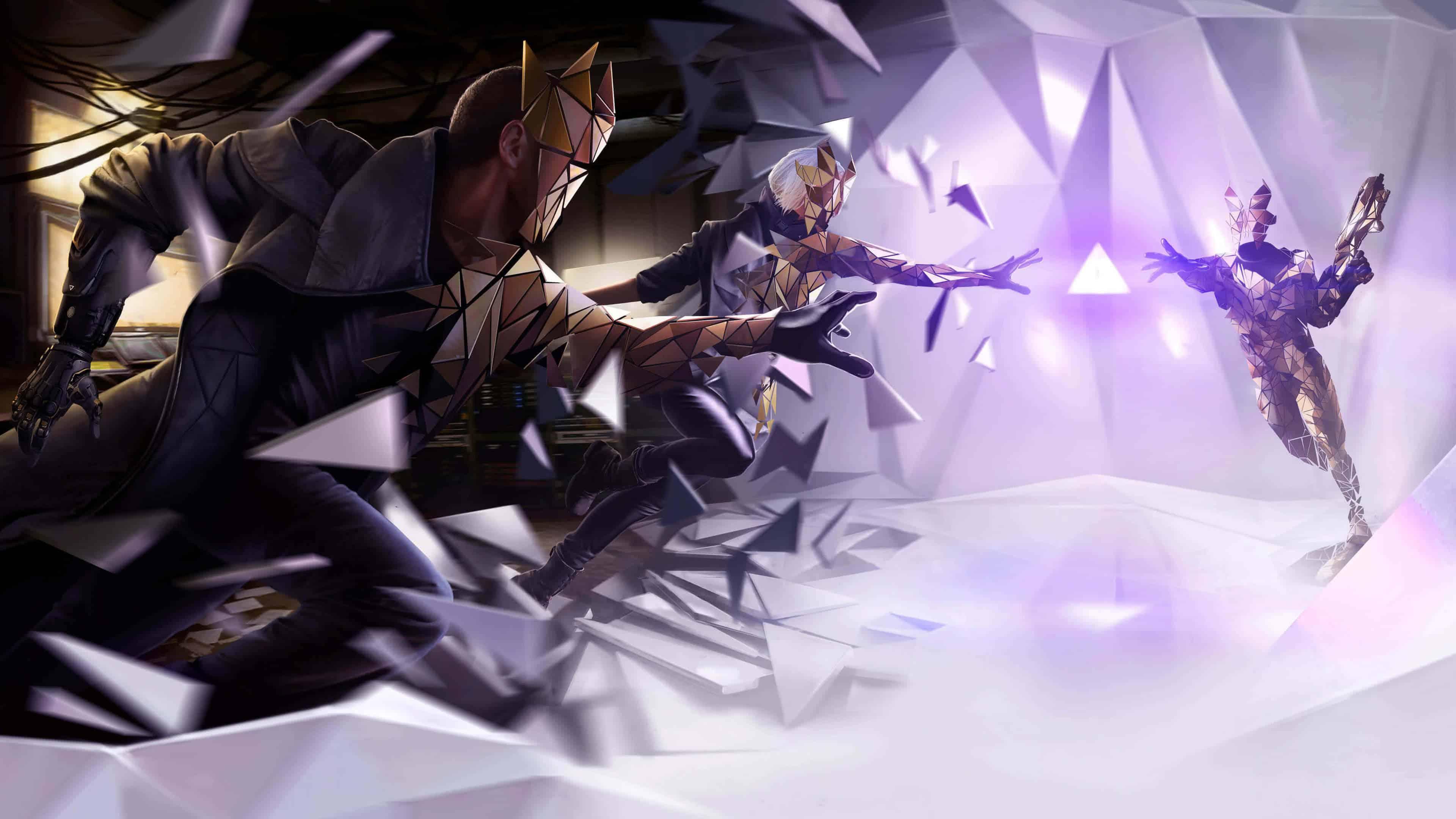 Deus Ex Mankind Divided Breach Mode Uhd 4k Wallpaper Pixelz