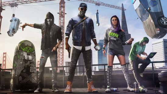 watch dogs 2 marcus sitara wrench uhd 4k wallpaper