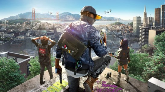 watch dogs 2 uhd 4k wallpaper
