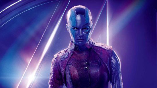 avengers infinity war nebula uhd 4k wallpaper