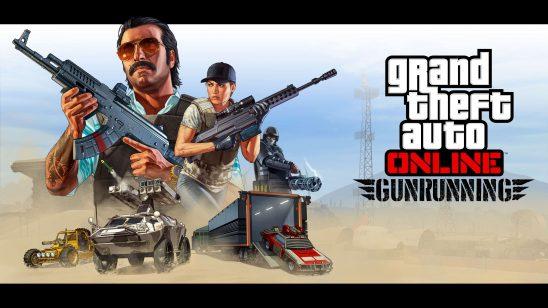 grand theft auto 5 online gun-running uhd 4k wallpaper
